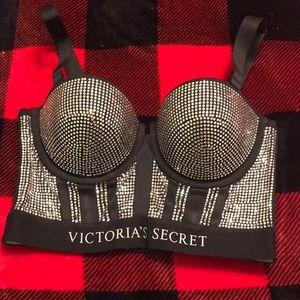 Victoria's Secret/Balmain long line bra